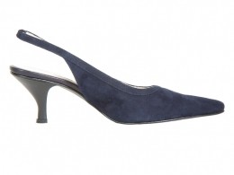 Zinnia Kate, Shown here in Navy Blue