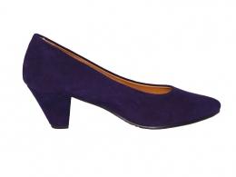 Zinnia Moira, Shown here in Purple